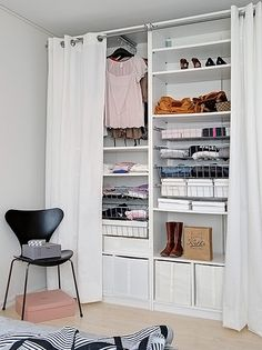 Customização de guarda-roupa. Confira ideias para customizar e renovar o guarda-roupa sem gastar muito dinheiro