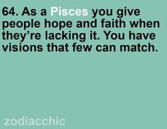 Pisces - I think that's you H! Aquarius Pisces Cusp, Pisces Traits, Pisces Love, Astrology Pisces, Pisces Quotes, Zodiac Signs Pisces, Pisces Woman, Zodiac Facts, Zodiac Mind