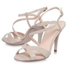 cc98989aa35 Buy Carvela Ladybird Stiletto Heeled Sandals