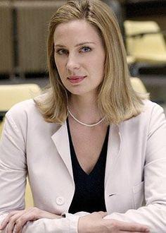 Anne Dudek as Dr. Amber Valakis