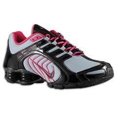 Nike Shox Navina SI - Women\u0026#39;s - Wolf Grey/