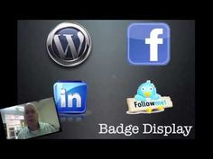 ▶ Digital Badges Part Two The Tech of Digital Badges (2013) - YouTube