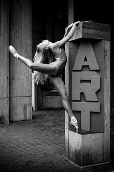 ballerinas will always be beautiful