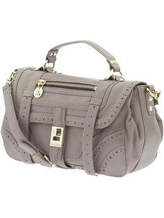 Parisian Street Odette Saddle Shoulder Handbag