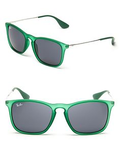 Ray-Ban Rubberized Youngster Wayfarer Sunglasses | Bloomingdale's