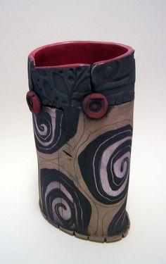 Don Draper Skinny Vase