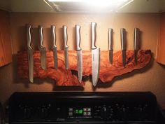 Knife Rack (OC) - Imgur
