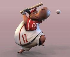 Hippo by Arik Newman