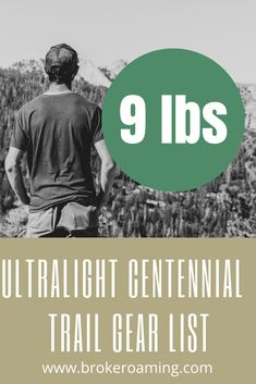 Ever wonder what an ultralight backpacker would bring on a week long summer trip? Look no further! Check out my 9lb gear list for the Centennial Trial through the Black Hills, with links to all gear mentioned! Backpacking For Beginners, Backpacking Gear List, Ultralight Backpacking, Hiking Gear, Centennial Trail, Darn Tough Socks, Thru Hiking, Appalachian Trail, Day Hike