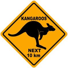 free printable australian road signs - Google Search