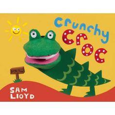 Crunchy Croc by Sam Lloyd, 9781607107033