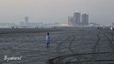A beautiful seaview in Pakistan, Karachi :)
