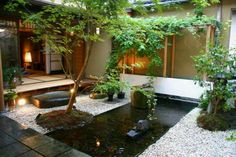 Zen - someday I would love to have this in my house.