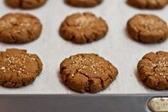 Wedded Bliss Soft Ginger Cookies — Oh She Glows