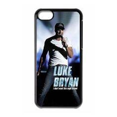 Vcapk Famous American Country Music Singer Luke Bryan Spring Break iphone 5c Hard Plastic Phone Case