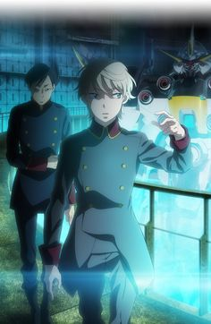 [ANIME] Teaser Video, New Visual for Season 2 of Aldnoah.Zero - http://www.afachan.asia/2014/10/anime-teaser-video-new-visual-season-2-aldnoah-zero/