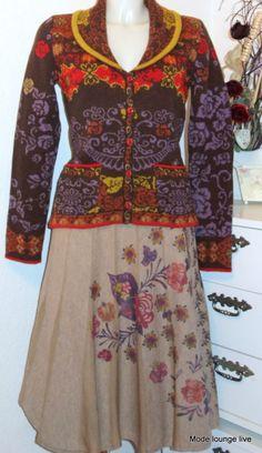 IVKO lamb wool jacket brown lamb's wool M L XL new Vasilisa 42511 #Ivko…