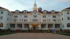 The Stanley Hotel The Stanley Hotel is a 140-room neo-Georgian hotel in Estes Park, Colorado. Located within sight of the Rocky Mountain National Park, the Stanley offers panoramic views of the Rockies. It was built by Freelan Oscar Stanley of Stanley Steamer fame and opened on July 4, 1909, catering to the rich and famous, including the RMS Titanic survivor Margaret Brown, John Philip Sousa, Theodore Roosevelt, the Emperor and Empress of Japan, and a variety of Hollywood personalities.[2]…