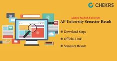 AP University Semester Result #ap #university #semester #result #chekrs #edtech #edchat #learning #education #ukedchat