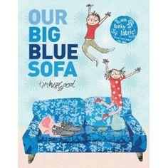 Our Big Blue Sofa: Tim Hopgood: Books