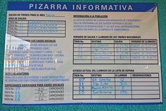 Cuba train timetable