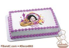 Deco4863 | TANGLED RAPUNZEL & TOWER PC FRAME | Disney, princess, custom, photo.