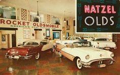 Oldsmobile Showroom