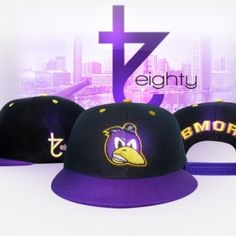 572652127a3 Customized Baltimore Raven Snapback. Hat Files