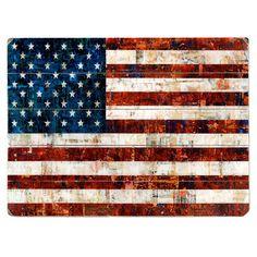 American flag wall decor {Joss & Main} $30.95