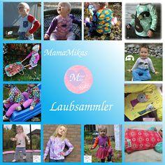MamaMika Näht: Sammler-Familie free pattern