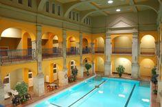 Rudas Bath in Budapest