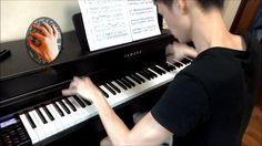 Sword Art Online - Crossing Field [Piano] (Arranged by Kyle Landry)