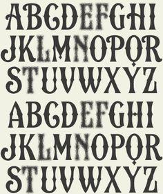 Fancy Script Alphabet Uppercase And Lowercase  Cool Alphabet