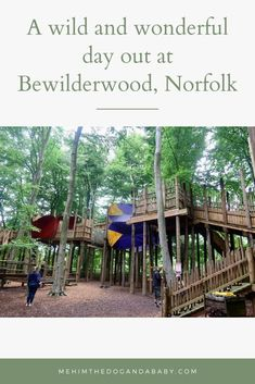 A wild and wonderful day out at Bewilderwood, Norfolk Days Out With Kids, Family Days Out, Travel Guides, Travel Tips, Kids Attractions, Things To Do In London, Norfolk, Glasgow, Travel Inspiration