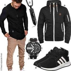 Sport Outfit, Neue Outfits, Outfit Trends, Business Outfit, Neue Trends, Motorcycle Jacket, Trending Outfits, Shirts, Fashion Outfits
