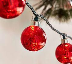 Holiday Lights & Outdoor Holiday Lighting | Pottery Barn