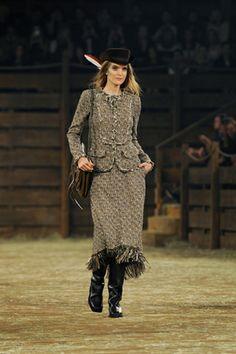 Défilé Chanel Métiers d'Art – 2014