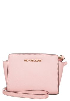 MICHAEL Michael Kors SELMA Umhängetasche pale pink | Stylaholic