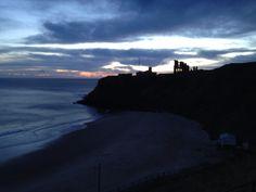 King Edwards bay beach Tynemouth 7.47am 15 january 2014 www.tynemouthwebcam.com #tynemouth