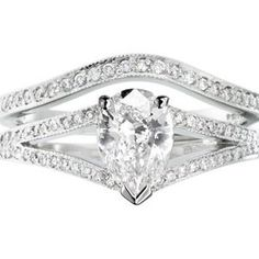 From platinum and silver to white gold and bezel, these sparkling stunners will melt hearts