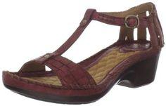 Ariat Women's Shalimar Sandal,Red/Brown Metallic,6.5 M US Ariat. $124.95