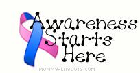 Miscarriage & Infant Loss Awareness. Breaking the Silence...
