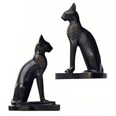 Egyptian Cat 3D Magnets - Magnets & Bookmarks - Stationery & Workspace - The Met Store