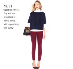 Women's Clothing - Looks We Love - J.Crew - love this look and the shoes really make the outfit!