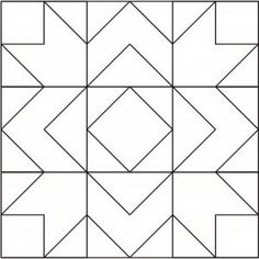 Looking for quilting ideas? Here are 25 great ways to quilt a Nine Patch! Quilting Stitch Patterns, Quilt Square Patterns, Barn Quilt Patterns, Quilt Stitching, Quilting Ideas, Block Patterns, Wood Patterns, Free Motion Quilting, Longarm Quilting