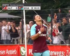 Video: Mire la que erró Chicharito en su estreno con el West Ham | El Puntero