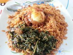 A Recipe for Liberian-Style Jollof Rice