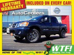 2015 Nissan Titan 4x4 PRO-4X - Luxury, DVD, Moonroof, Premium Utilit For Sale   Wood River IL   Alton, O'Fallon and Edwardsville Area   1N6AA0ECXFN507338