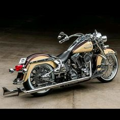 """1,008 Likes, 6 Comments - Motorcycle Customizer (@conceptcycleworks) on Instagram: """"Fully custom 2006 Harley-Davidson Softail, FOR SALE NOW ON EBAY!! Link in Bio!! •• •• ••…"""""""