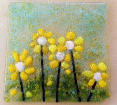 Fused Glass Night Lights - by Janelle